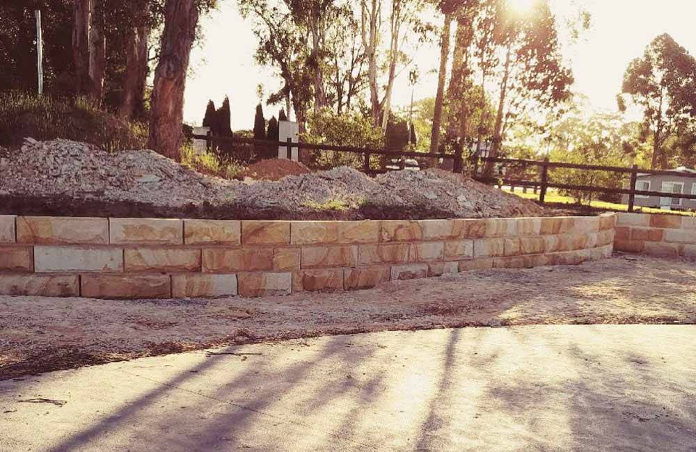sandstone stacking blocks