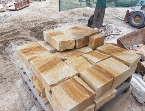 Sandstone Ballast