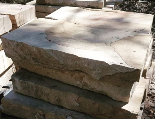 Sandstone Steps-New Product and currently IN STOCK