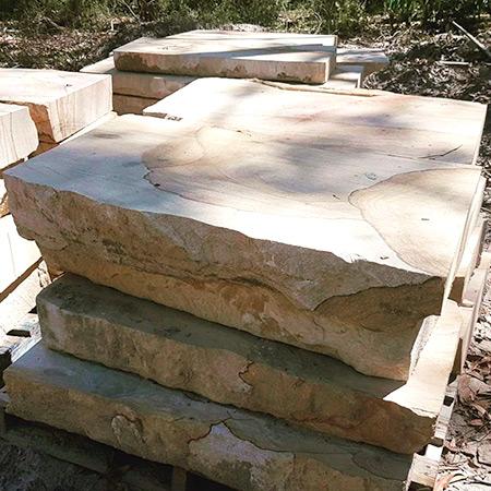 sandstone-steps
